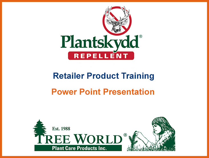 Plantskydd Retailer Training_ Apr15-15.pptx